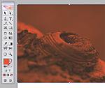 Két színnel módosított kép