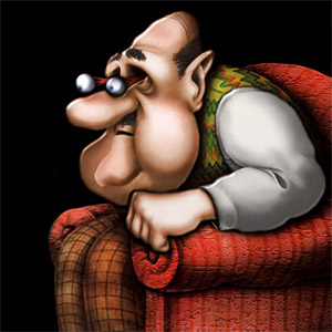 Terry Gilliam illusztrációja