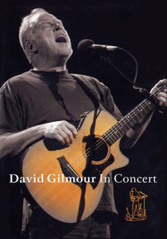 David Gilmour In Concert DVD