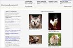 humandescent.com – kreált állatmutációk