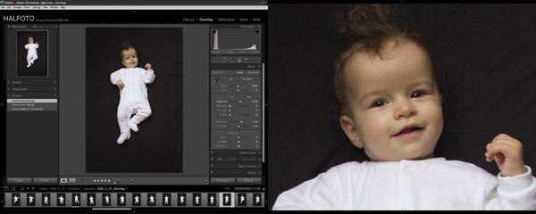 Photoshop Lightroom 2.2 két monitorral