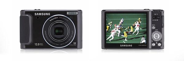 Eladó fényképezőgép: SamsungWB1000