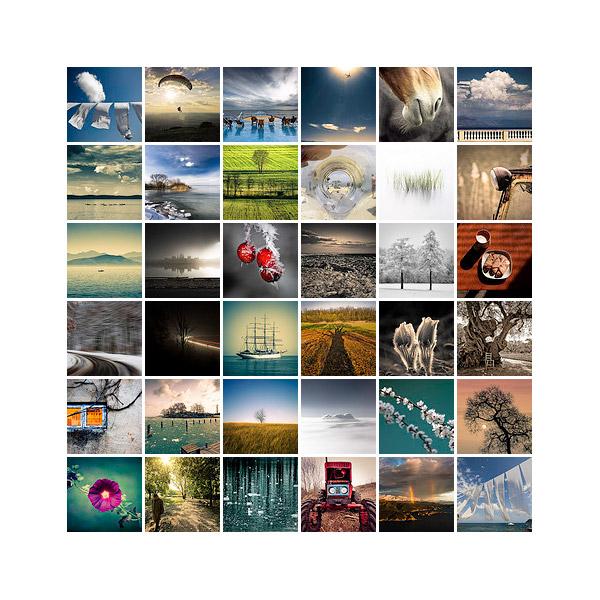 Egy éve a Flickr-en