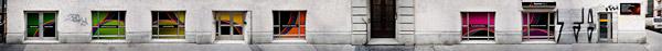 Látványterv a Raoul Wallenberg utca felől