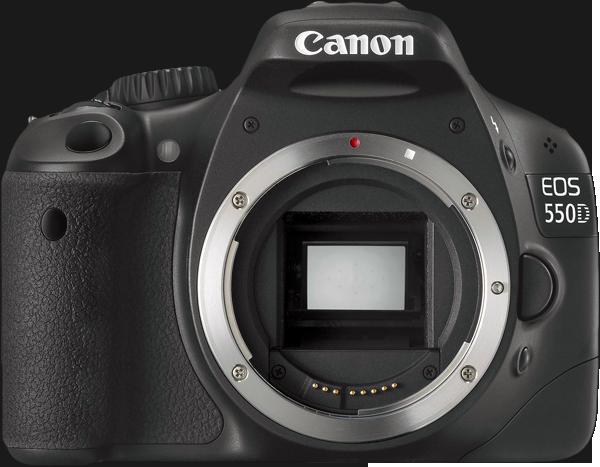 Canon EOS 550D váz