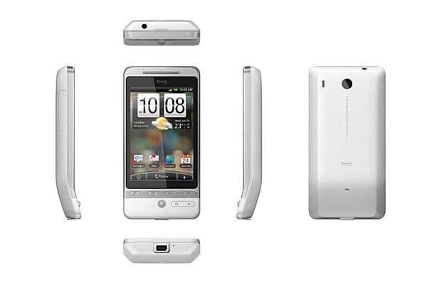 Negyedik telefonom: HTC Hero
